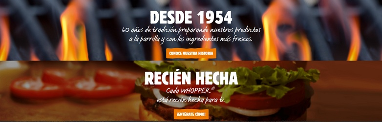 burger king web