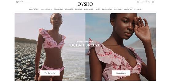 oysho web