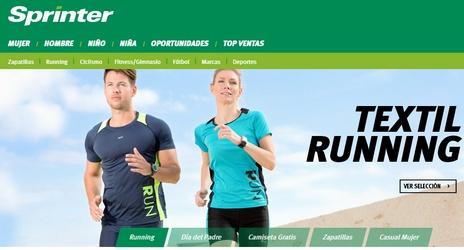 sprinter web