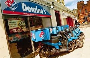 dominos pizza enviar curriculum