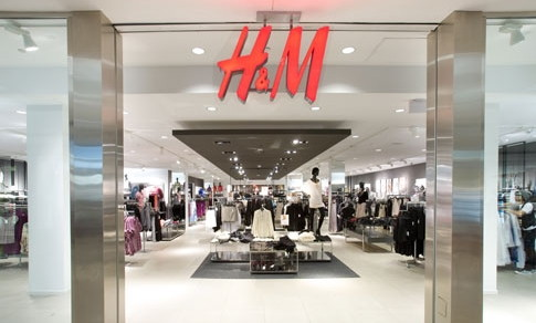 H&M tienda