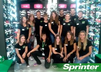 Sprinter trabaja con nosotros