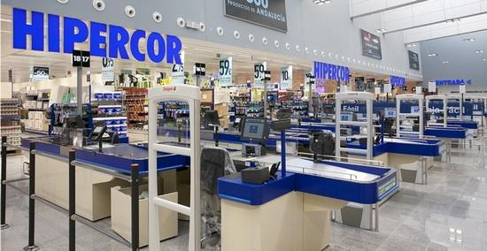 hipercor supermercado para trabajar