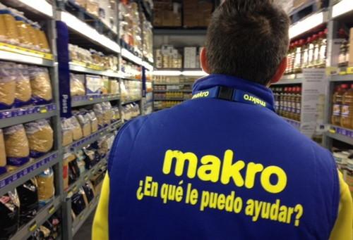 trabajador makro