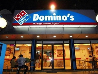 domins pizza local para trabajar