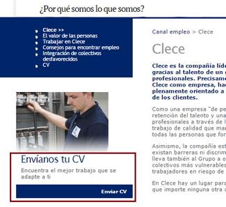 Enviar Curriculum A Clece Ver Las Ofertas De Empleo