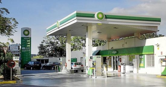 bp gasolinera