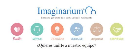 enviar curriculum a imaginarium