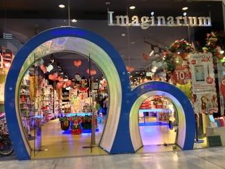 imaginarium tienda para trabajar
