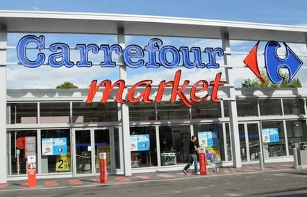 carrefour supermercado