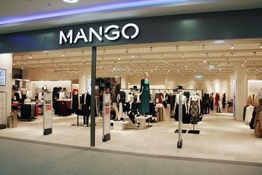 mango tienda