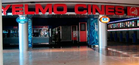 yelmo cines entrada
