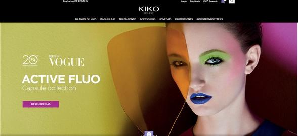 kiko web