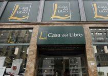 casa del libro tienda